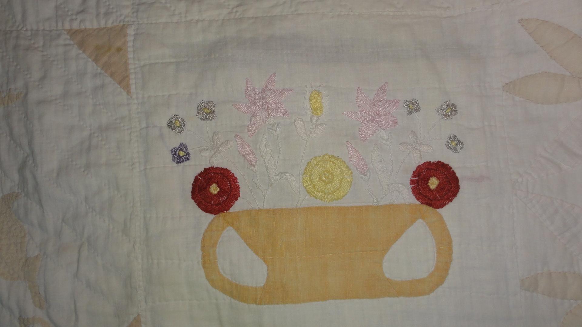 Bradaigh's quilt 2 5
